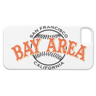 Bay Area SF White iPhone 5 iPhone 5 Cover
