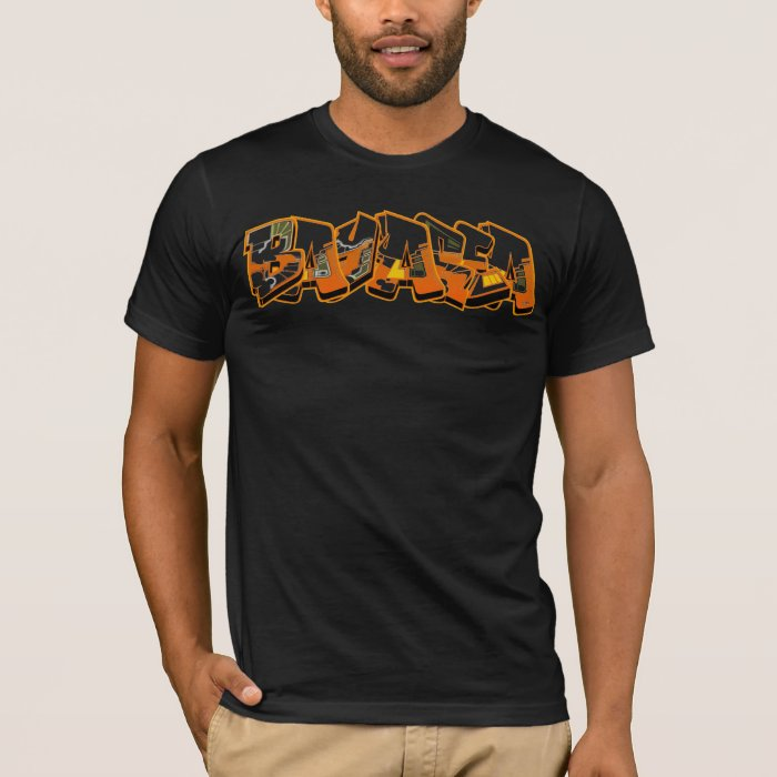 Bay Area Traxx T-Shirt (Black)