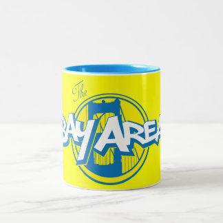 Bay Area Two-Tone Coffee Mug