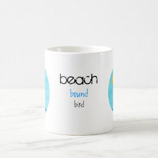 Bay birds - Beach mug