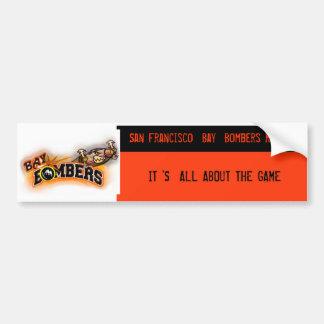 Bay  Bombers Sticker