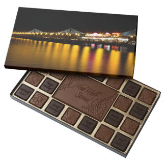 Bay bridge 45 piece box of chocolates
