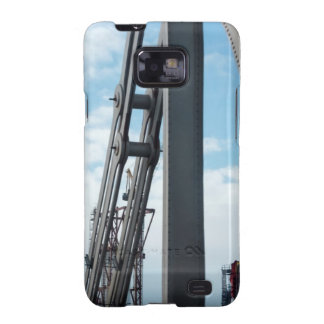Bay Bridge and Construction Samsung Galaxy S2 Covers