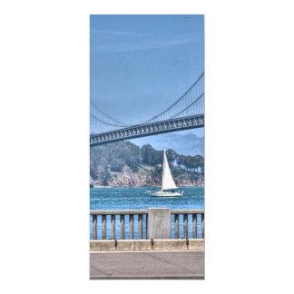Bay Bridge Personalized Invitation