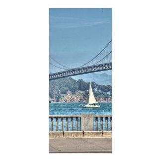 Bay Bridge Personalized Announcement