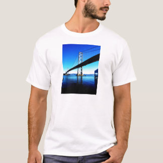 Bay Bridge Northern California San Francisco T-Shirt