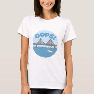 Bay Bridge Oops T-Shirt