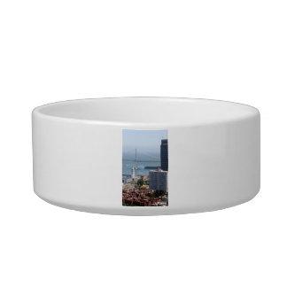 Bay Bridge Cat Water Bowls