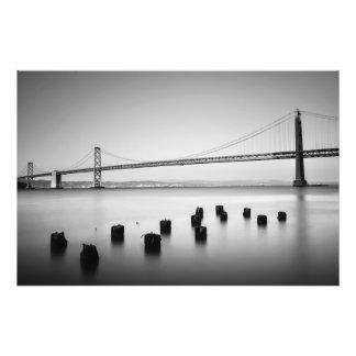 Bay Bridge Photo Art