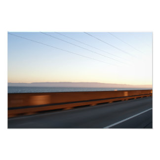 Bay Bridge.png Photo Print