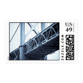 Bay Bridge Postage Stamp