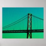 Bay Bridge - San Francisco, California Print