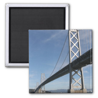 bay bridge san francisco magnet
