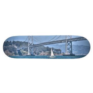 Bay Bridge Skate Deck