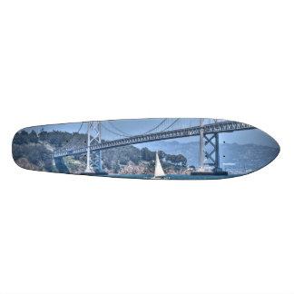 Bay Bridge Skateboard Deck