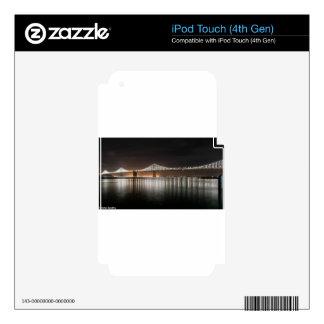 Bay Bridge Skin For iPod Touch 4G