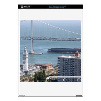 Bay Bridge Skin For The PS3 Slim