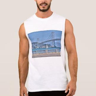 Bay Bridge Sleeveless Shirt