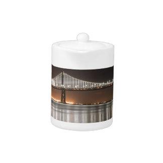 Bay Bridge Teapot