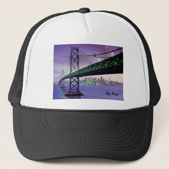 Bay Bridge Trucker Hat