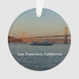 Bay Bridge & Yerba Buena Island #4-2 Ornament