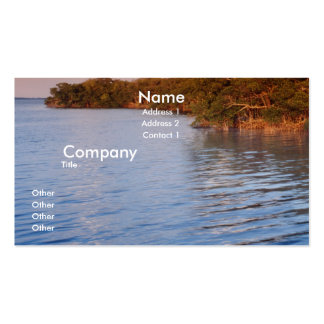 Bay Business Card Templates