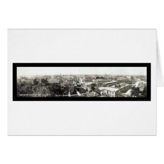 Bay City MI Business Photo 1912 Card