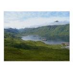 Bay de capitán, isla de Unalaska Postal