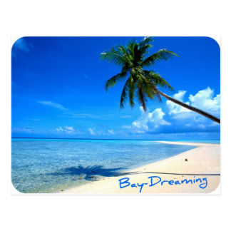 Bay Dreaming Postcard