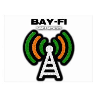 BAY-FI POST CARDS
