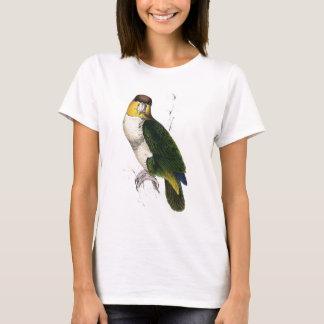 Bay-Headed Parrot by Edward Lear T-Shirt