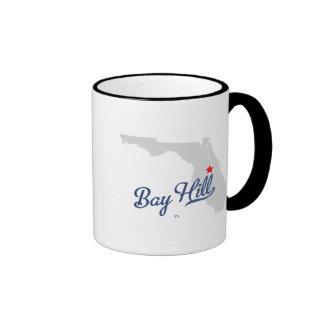Bay Hill Florida FL Shirt Ringer Mug