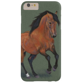 Bay horse barely there iPhone 6 plus case