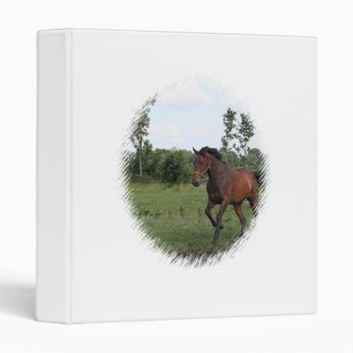 Bay Horse Binder
