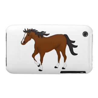 Bay Horse iPhone 3 Cover