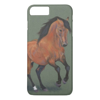 Bay horse iPhone 8 plus/7 plus case