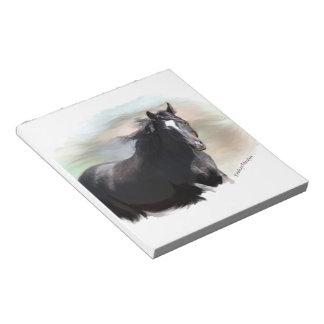 Bay Horse Memo Note Pads