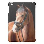 Bay Horse Portrait Case For The iPad Mini