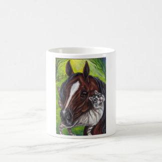 BAY HORSE Ragdoll Cat Mug