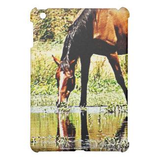 "Bay Horse ""Reflections"" iPad Mini Cover"