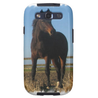 Bay Horse Samsung Galaxy Case Samsung Galaxy SIII Cases
