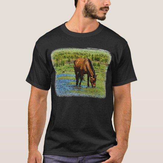 Bay Horse T-shirt
