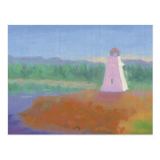 Bay Lighthouse, Postcard