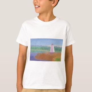 Bay Lighthouse, T-shirt/Shirt T-Shirt