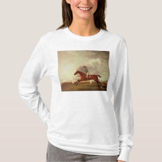 Bay Malton with John Singleton Up, c.1767 T-Shirt