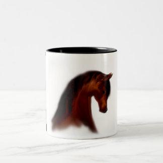 Bay Mare ~ Fancy Mug
