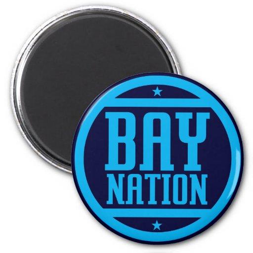 Bay Nation Magnet