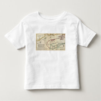 Bay of Fundy and harbour of Annapolis Royal Toddler T-shirt