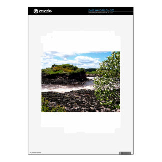 Bay of Fundy Skin For iPad 2