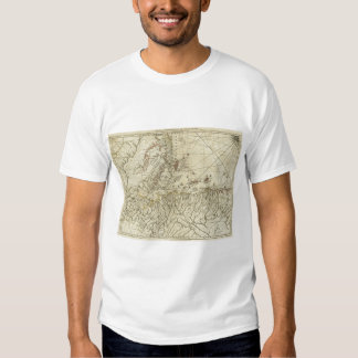 Bay of Honduras T-shirts